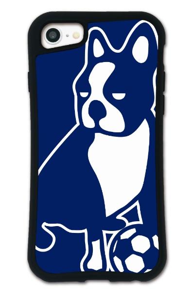 ケースオクロックcaseoclockiPhone6/6s/7/8WAYLLY-MK×サッカージャンキー/パンディアーニ【セット】ドレッサーネイビーmksjp-set-678-nv