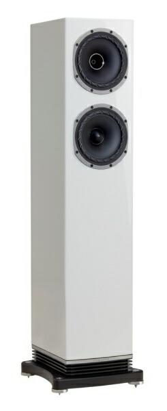 FyneAudioファインオーディオF501PGWトールボーイスピーカーピアノグロスホワイト[2本/2.5ウェイスピーカー][F501PGWペア]