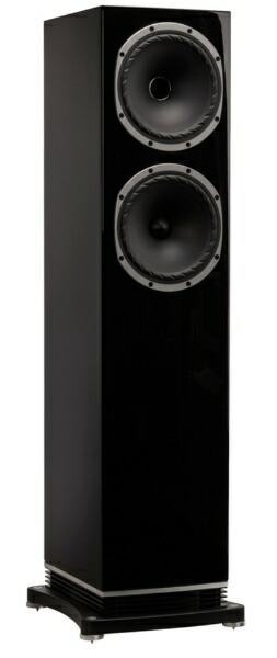FyneAudioファインオーディオF502PGBトールボーイスピーカーピアノグロスブラック[2本/2.5ウェイスピーカー][F502PGBペア]