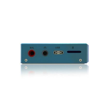 COLORFLYカラーフライデジタルオーディオプレーヤーブルーU6BLUE[64GB/ハイレゾ対応][U6BLUE]