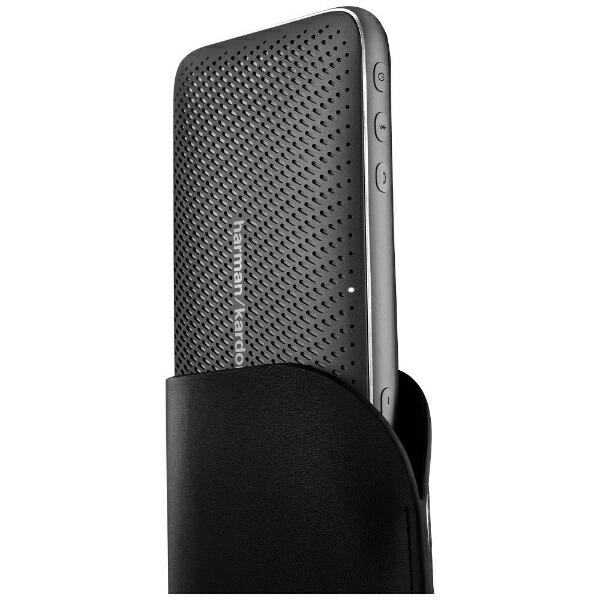 HARMAN/KARDONハーマン/カードンブルートゥーススピーカーHKESQUIREMINI2BLKブラック[Bluetooth対応][HKESQUIREMINI2BLK]
