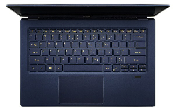 ACERエイサーSF514-54T-F58Y/BFノートパソコンSwift5チャコールブルー[14.0型/intelCorei5/SSD:512GB/メモリ:8GB/2019年12月モデル][14インチoffice付き新品windows10]