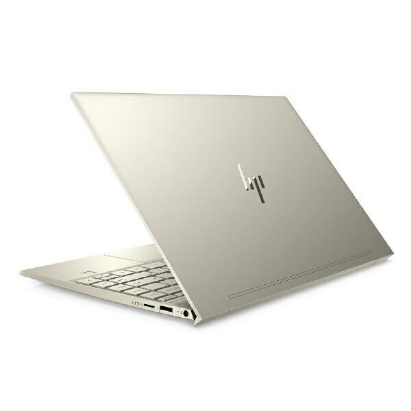 HPエイチピー8DP60PA-AAABノートパソコンENVY13-aq1000ルミナスゴールド[13.3型/intelCorei5/SSD:256GB/メモリ:8GB/2019年11月モデル][13.3インチoffice付き新品windows108DP60PAAAAB]
