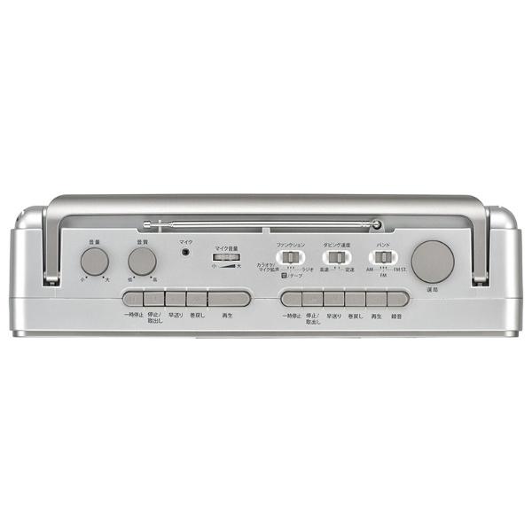 オーム電機OHMELECTRICラジカセRCS-W960R[ワイドFM対応][RCSW960R]