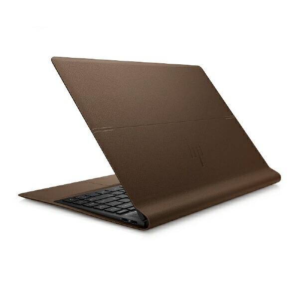 HPエイチピー7WN95PA-AAAAノートパソコンSpectreFolio13-ak0000コニャックブラウン[13.3型/intelCorei7/メモリ:8GB/SSD:512GB/2019年11月モデル]【rb_winupg】