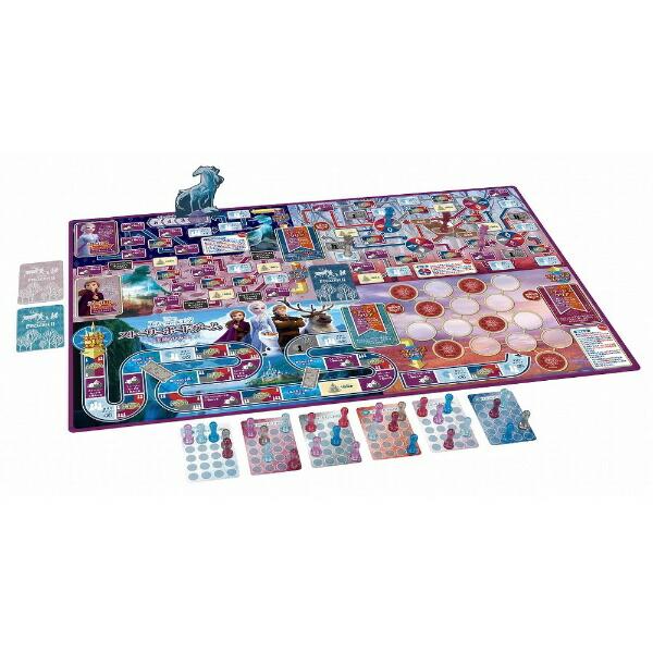 エポック社EPOCHアナと雪の女王2ストーリーボードゲーム王国のひみつ