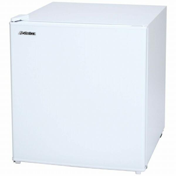 アビテラックスAbitelax冷蔵庫ホワイトAR-49L[1ドア/左開きタイプ/45L][冷蔵庫一人暮らし小型新生活][AR49L]【zero_emi】