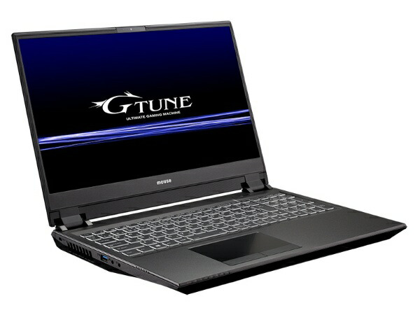 マウスコンピュータMouseComputerBC-GN1597M16R26-193ゲーミングノートパソコンGTUNE[15.6型/intelCorei7/HDD:1TB/SSD:512GB/メモリ:16GB/2019年11月モデル][BCGN1597M16R26193]
