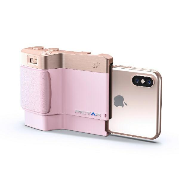 MIGGOミーゴiPhone用カメラグリップPICTARONEMARKIIJMWPT-ONERG44ローズゴールド