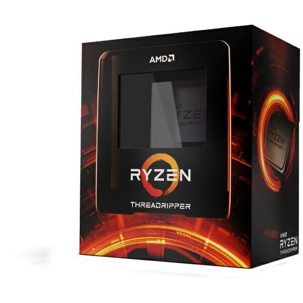 AMDエーエムディー〔AMDCPU〕RyzenThreadripper3960XBOX100-100000010WOF