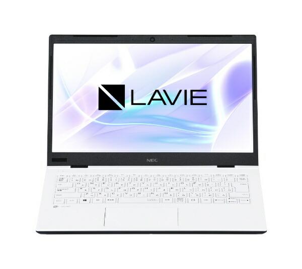 NECエヌイーシーPC-HM750PAWノートパソコンLAVIEHomeMobile(HM750シリーズ)パールホワイト[14.0型/intelCorei7/SSD:512GB/メモリ:8GB/2019年秋冬モデル][14インチoffice付き新品windows10PCHM750PAW]