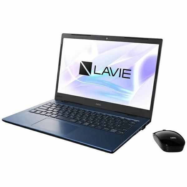 NECエヌイーシーPC-HM750PALノートパソコンLAVIEHomeMobile(HM750シリーズ)ネイビーブルー[14.0型/intelCorei7/SSD:512GB/メモリ:8GB/2019年秋冬モデル][14インチoffice付き新品windows10PCHM750PAL]