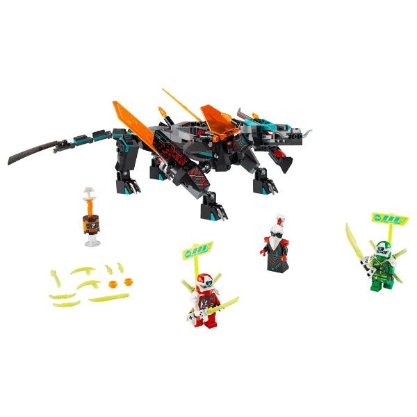 レゴジャパンLEGO71713ニンジャゴーマッドキング・ドラゴン