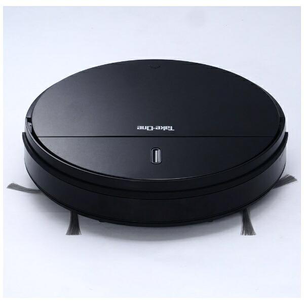 アイライフジャパンILIFEJAPANX3ロボット掃除機Take-Oneブラック[お掃除ロボットX3]