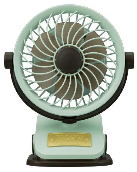 ラドンナLADONNATF84-CFANクリップ式扇風機Toffy[TF84CFAN]