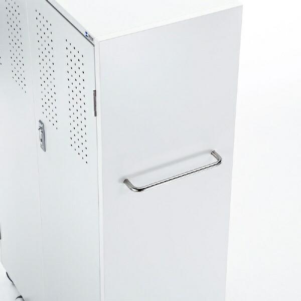 サンワサプライSANWASUPPLYテレワーク向けカートデスクRAC-TW01ホワイト