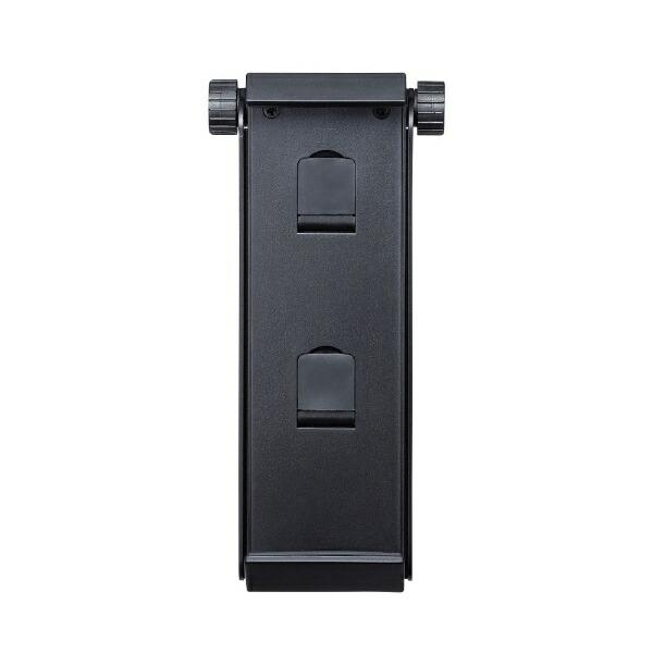 サンワサプライSANWASUPPLYタブレット/スマートフォン対応[3.5〜12.9インチ]三脚取り付けホルダーPDA-TABH9BKブラック