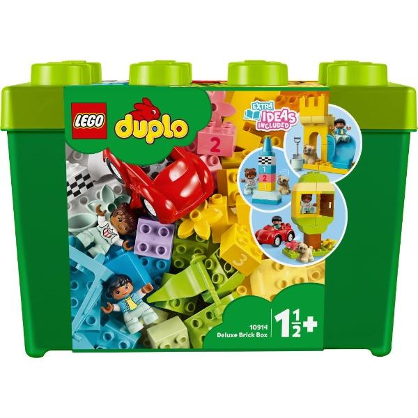 レゴジャパンLEGO10914デュプロデュプロのコンテナスーパーデラックス【lego_sai20】