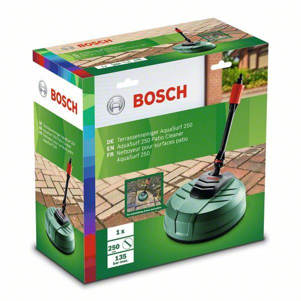 BOSCHボッシュ高圧洗浄機用テラスクリーナー250mm(専用ランス付)F016800486
