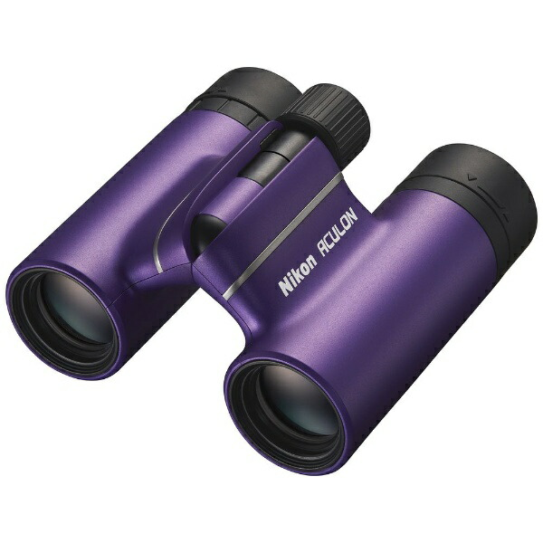 ニコンNikon8倍双眼鏡「アキュロンT02(ACULONT02)」8×21パープル[8倍][ACT028X21PR]