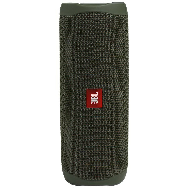 JBLジェイビーエルブルートゥーススピーカーJBLFLIP5GRENグリーン[Bluetooth対応/防水][JBLFLIP5GREN]【point_rb】