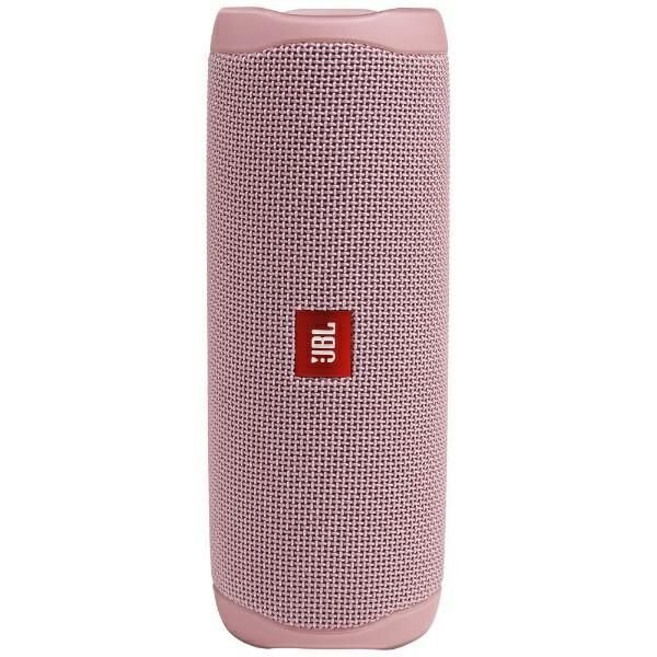 JBLジェイビーエルブルートゥーススピーカーJBLFLIP5PINKピンク[Bluetooth対応/防水][JBLFLIP5PINK]【point_rb】