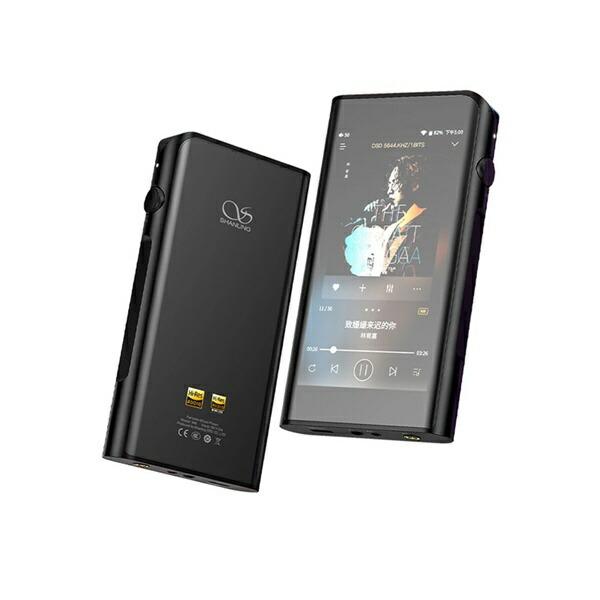 SHANLINGシャンリンM6ハイレゾポータブルプレーヤー[32GB][M6]