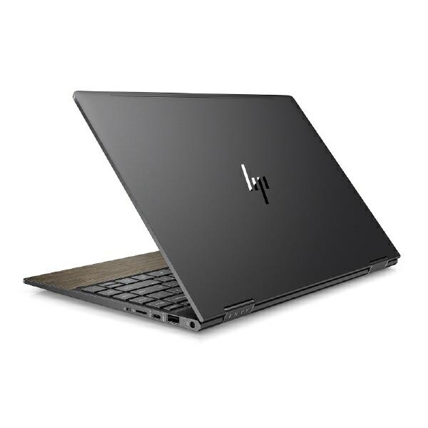 HPエイチピー8WE04PA-AAAAノートパソコンENVYx36013-ar0101AUナイトフォールブラック&ナチュラルウォールナット[13.3型/AMDRyzen5/SSD:512GB/メモリ:8GB/2019年12月モデル][13.3インチ新品windows108WE04PAAAAA]