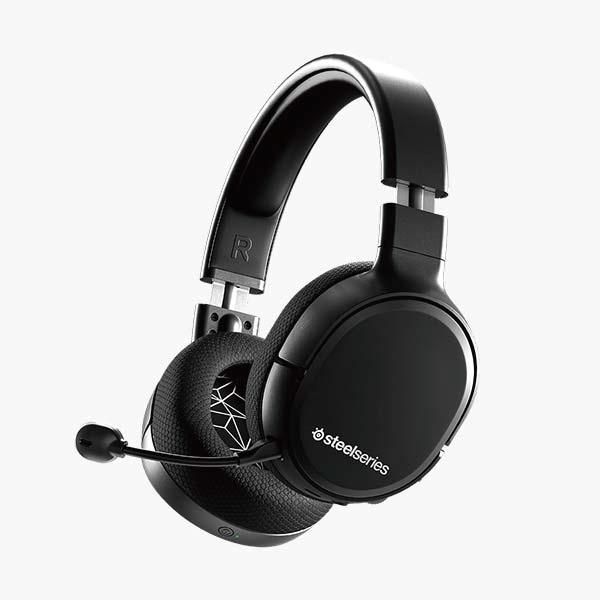 STEELSERIESスティールシリーズ61512-ARCTIS1-WIRELESSゲーミングヘッドセットArctis1Wireless[ワイヤレス(USB)+有線/両耳/ヘッドバンドタイプ][ARCTIS1WIRELESS]