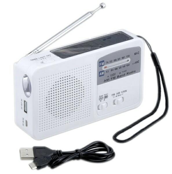 セーブインダストリーSAVE-INDUSTRY防災ラジオSAVESV-5745[AM/FM/ワイドFM対応][SV5745]