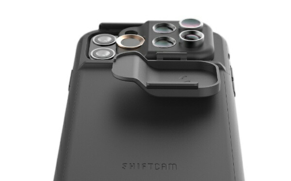 ShiftCamシフトカムShiftCam2.0トラベルセットiPhone11Pro用SC20TSFFBXISブラックSC20TSFFBXIS