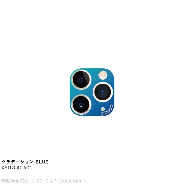 アピロスapeirosisDecoグラデーションBLUEforiPhone11Pro/11ProMaxEYLEXEI13-ID-A01