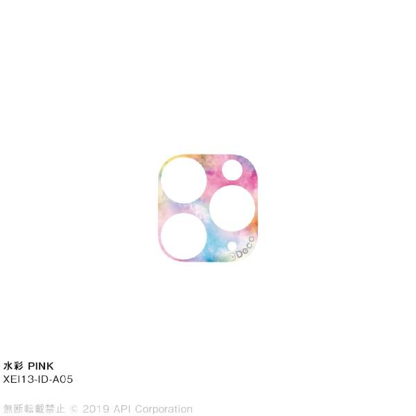 アピロスapeirosisDeco水彩PINKforiPhone11Pro/11ProMaxEYLEXEI13-ID-A05