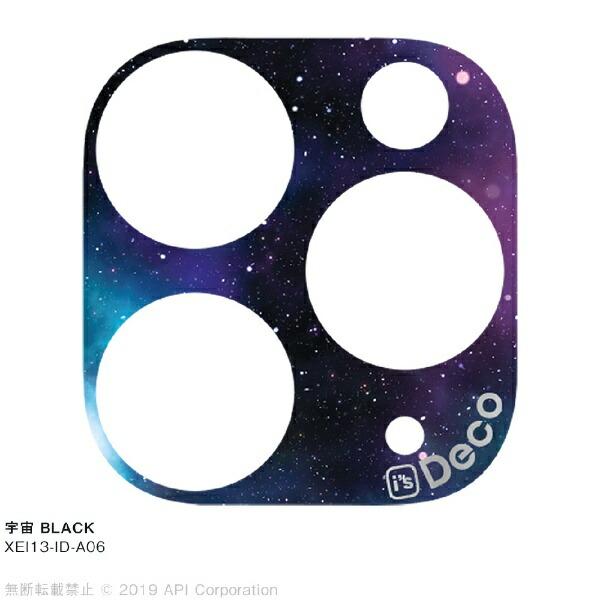 アピロスapeirosisDeco宇宙BLACKforiPhone11Pro/11ProMaxEYLEXEI13-ID-A06