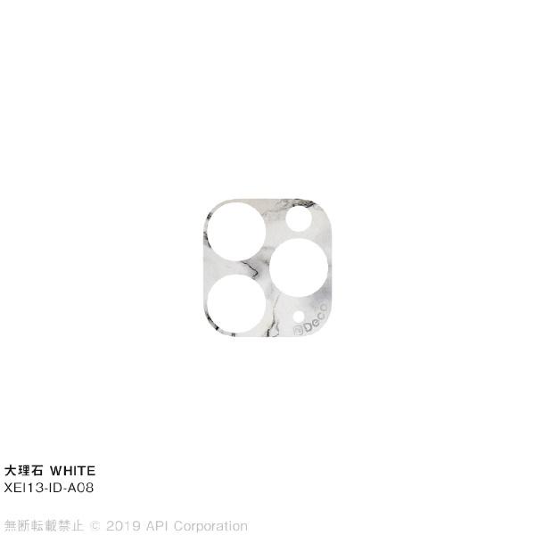 アピロスapeirosisDeco大理石WHITEforiPhone11Pro/11ProMaxEYLEXEI13-ID-A08