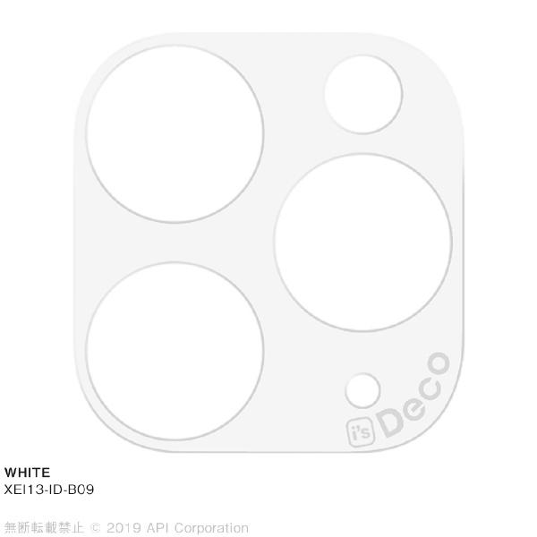アピロスapeirosisDecoWHITEforiPhone11Pro/11ProMaxEYLEXEI13-ID-B09