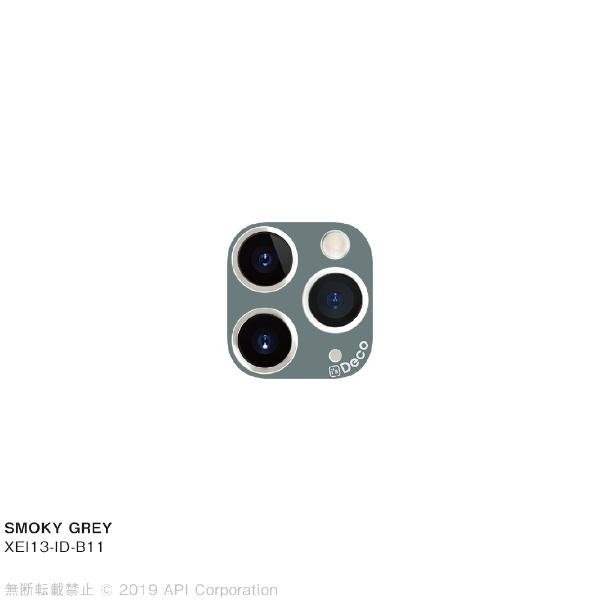 アピロスapeirosisDecoSMOKYGREYforiPhone11Pro/11ProMaxEYLEXEI13-ID-B11