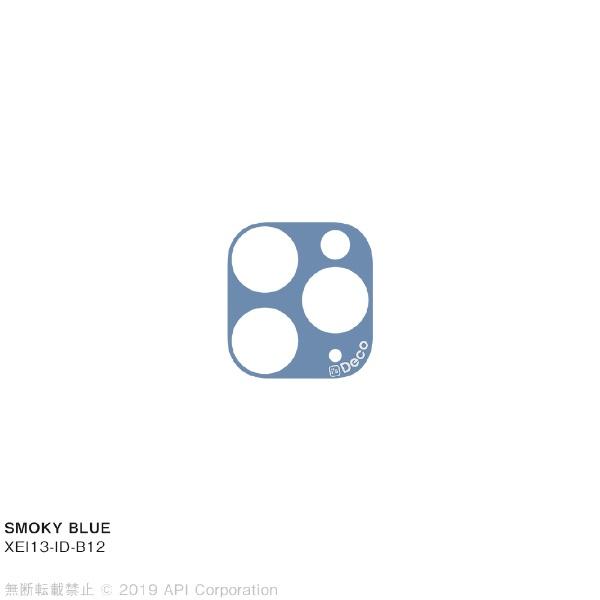アピロスapeirosisDecoSMOKYBLUEforiPhone11Pro/11ProMaxEYLEXEI13-ID-B12