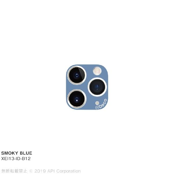 アピロスisDecoSMOKYBLUEforiPhone11Pro/11ProMaxEYLEXEI13-ID-B12