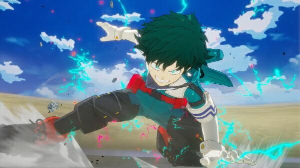 バンダイナムコエンターテインメントBANDAINAMCOEntertainment僕のヒーローアカデミアOnesJustice2【Switch】