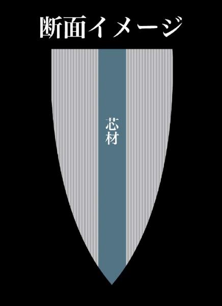 パール金属PEARLMETAL毘雄ダマスカス67層パン切包丁F-2352[17][F2352]