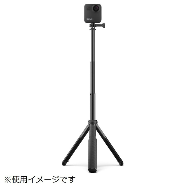 GoProゴープロMAXグリップ+トライポッドASBHM-002[ゴープロマックスアクセサリー三脚自撮り棒]