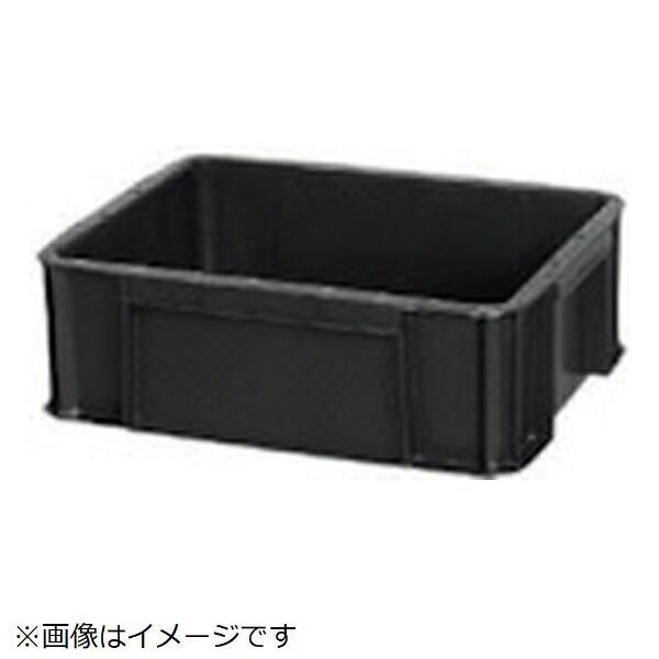 積水テクノ成型SEKISUICHEMICAL積水導電コンテナT−20黒T-20