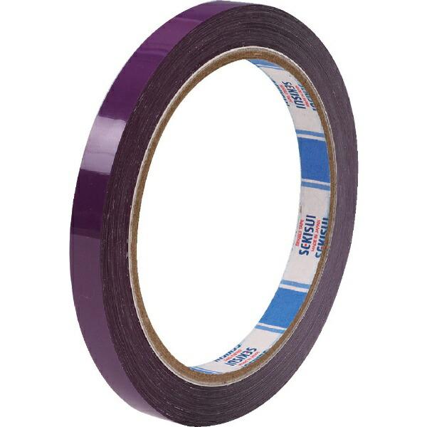 積水化学工業SEKISUI積水バッグシーラーテープHタイプ紫9×50P802E01