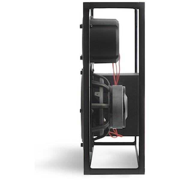 TRANSPARENTSPEAKERトランスペアレントスピーカーブルートゥーススピーカーTPS-01ブラック[Bluetooth対応]