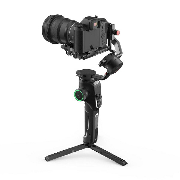 MOZAモザAirCross2ハンドヘルドジンバル3軸スタビライザーフルサイズ一眼レフカメラ対応ACGN01[MOZAAirCross2]