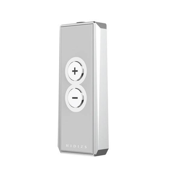 HIDIZSヒディスS8SVDACアンプシルバー[DAC機能対応/ハイレゾ対応]