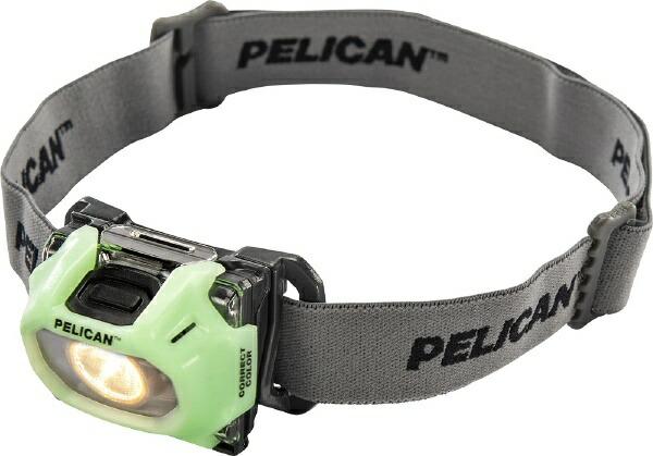 ペリカンPelican2750CCHKヘッドランプ(2750CCHeadlamp)2750HKCC[LED/単4乾電池×3/防水]