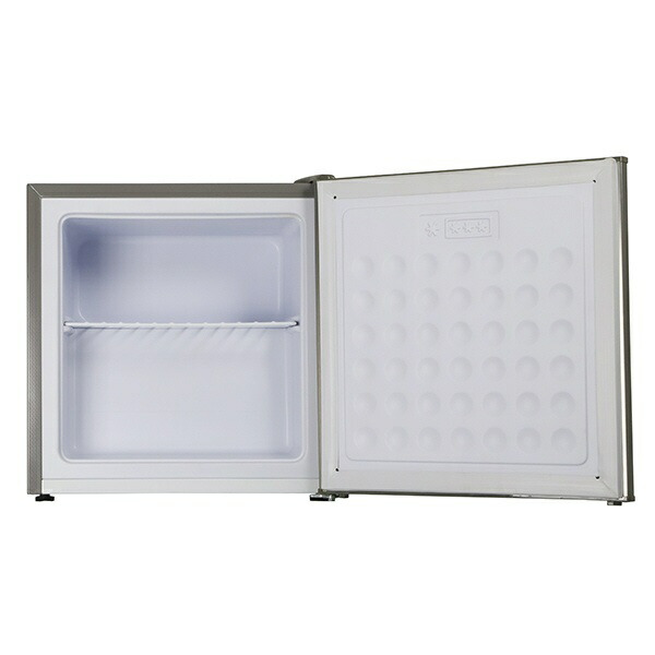 A-Stageエーステージ《基本設置料金セット》WRE-F1032SL冷凍庫シルバー[1ドア/右開き/左開き付け替えタイプ/32L][WREF1032SL]