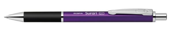 ゼブラZEBRAスラリ30007N紫BA38-PU